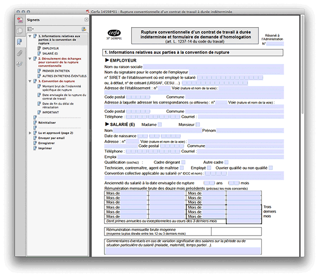 Signature de <b>PDF</b>, et remplissage et ... - Adobe <b>Document</b> Cloud
