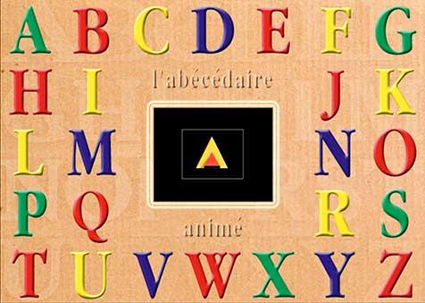 Télécharger ABécédaire des lettres animées