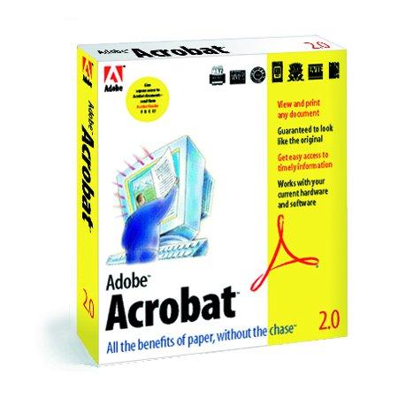 Acrobat 2 boite