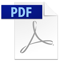 Photoshop-PDF icone