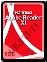 Vignette formation Adobe Reader 11