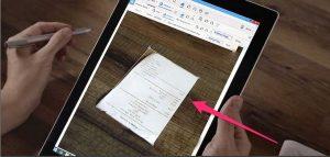 Acrobat DC - Papier vers PDF