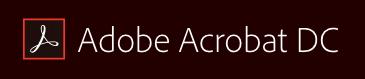 Icône Acrobat DC