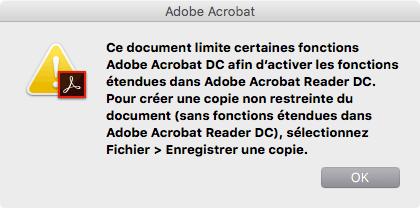 Alerte PDF Reader Extended