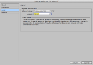 métadonnée langue (interactif)