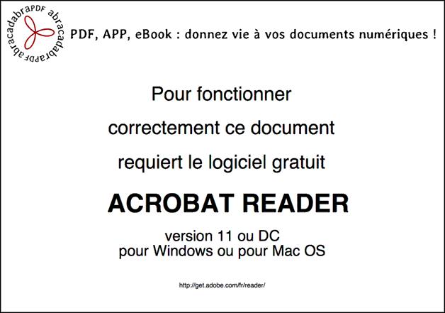 Forcer l'utilisation d'un PDF avec Acrobat Reader