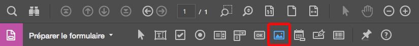 Outil champ de formulaire de type image