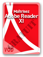 Vignette formation Adobe Reader 11