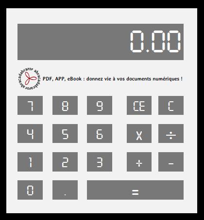 CalculEase capture écran