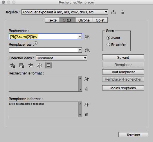 abracadabraGREP, fenêtre rechercher-remplacer m2 et m3