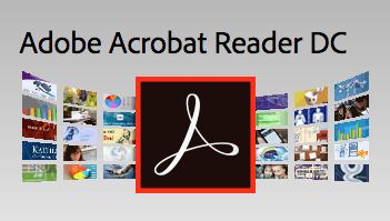 Adobe Acrobat Reader DC icône